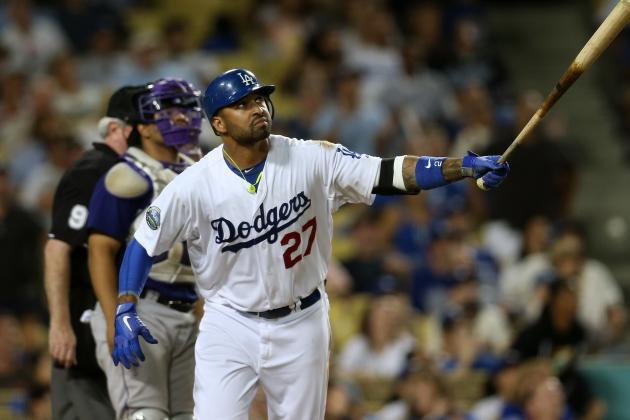 Worst Cast Scenario for Matt Kemp Surgery Is 4 Months Recovery