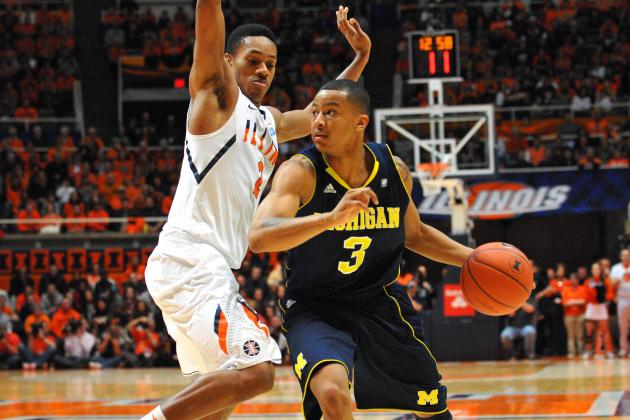 Michigan Basketball: Will Trey Burke Live Up to the Hype in 2012-13?