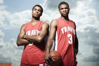 Harrison Twins Decision: Twins Select University of Kentucky