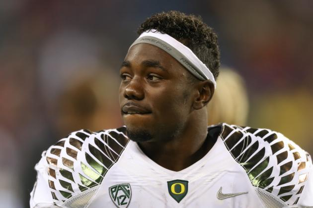Spurred On, Oregon's Kenjon Barner Running with More Aggression