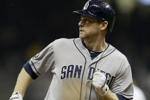 Padres 7, Brewers 6