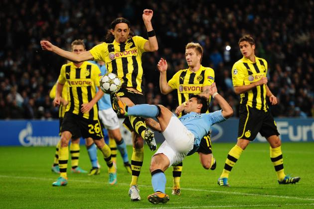 Manchester City 1-1 Borussia Dortmund: Equalizer Underscores Problem with Rules