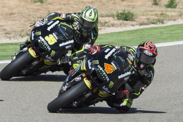 MotoGP 2012: Yamaha Tech 3 Team Provides a Saving Grace