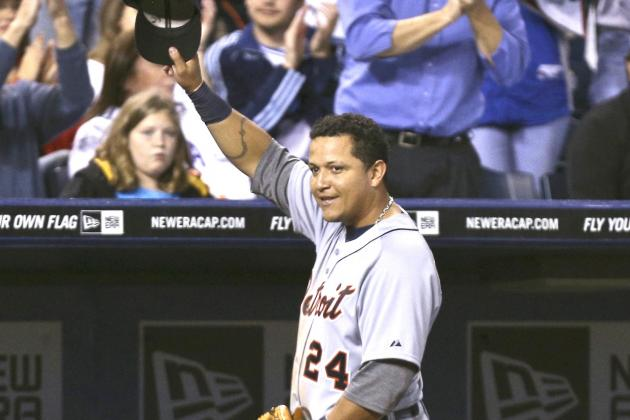 Miguel Cabrera Captures First Triple Crown Since 1967