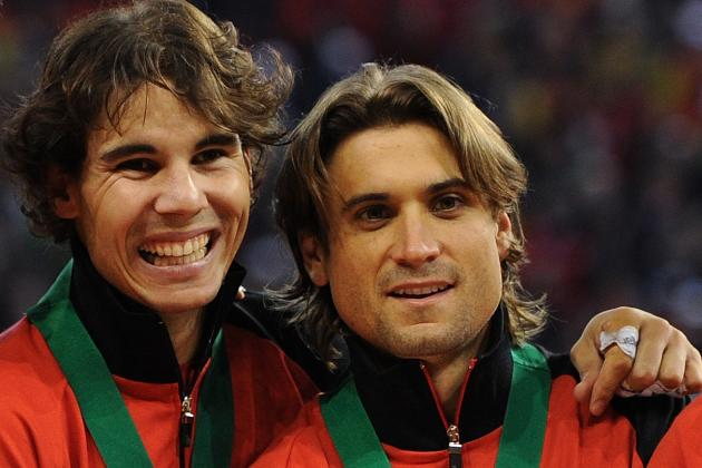 David Ferrer: From Locked in a Closet to a Lock on a Grand Slam?