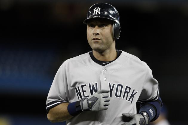 Girardi: Jeter's Year One of Best I've Ever Seen