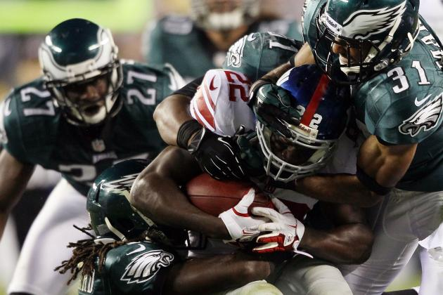 Philadelphia Eagles Report Card at the First Quarter Mark
