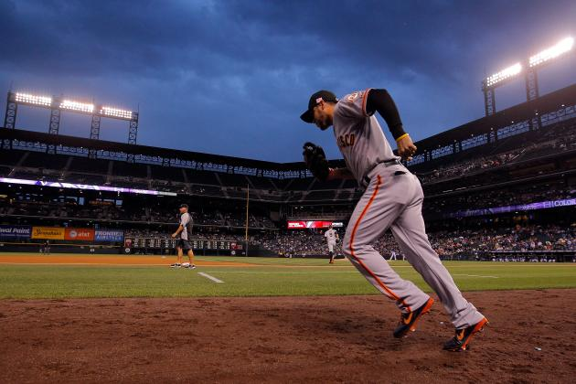 Gregor Blanco or Xavier Nady? San Francisco Giants, Pick Your Poison