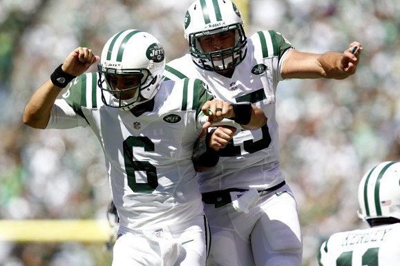 NFL SpreadSHREDDER, Week 5: Fly with Sanchez (or Tebow) and the Jets...Seriously