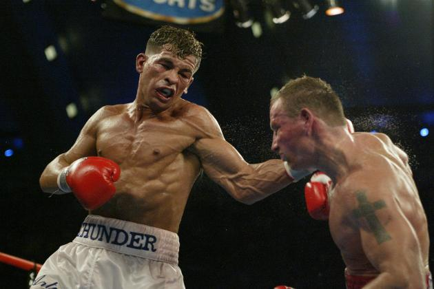 Boxing Hall of Fame Class of 2013 Must Include Arturo Gatti