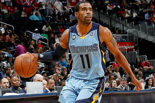 Mike Conley: Can He Become an Elite Point Guard for Memphis Grizzlies?