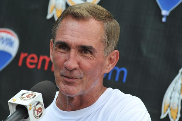 Redskins Coach Mike Shanahan: Quotes and Analysis from Wednesday's Presser