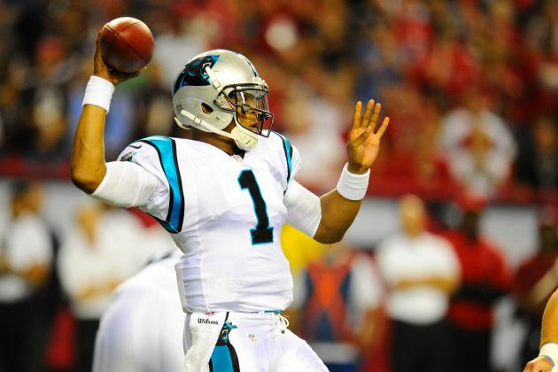 Is Cam Newton Nothing More Than Michael Vick 2.0?