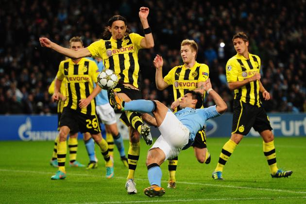 Manchester City: Did City Deserve Their Handball Penalty vs. Borussia Dortmund?