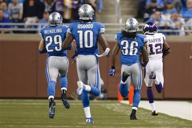 Detroit Lions Special Teams Not so Special in 2012