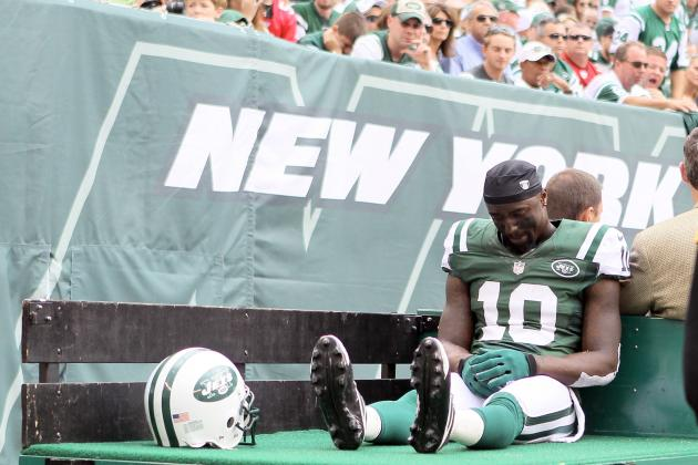 Santonio Holmes Injury: What Are the New York Jets' Passing Game Options Now?