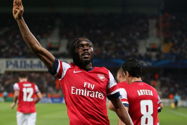 Gervinho: The Rise of Arsenal's Enigmatic Forward in the 2012-13 Season
