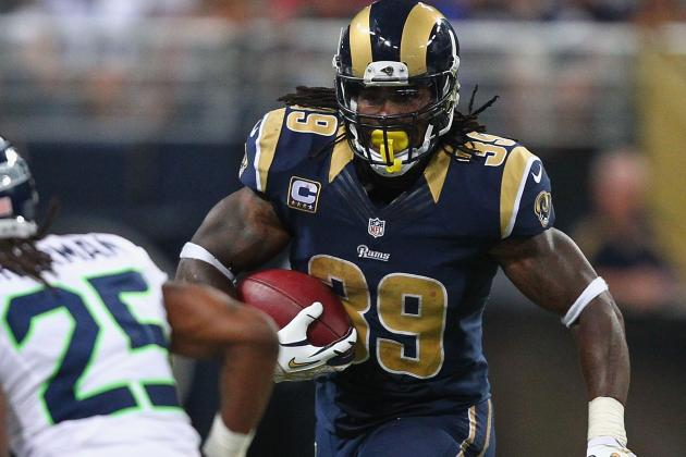 Steven Jackson Will Play Thursday Night for St. Louis Rams