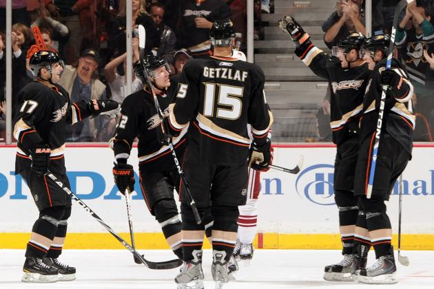 NHL's Anaheim Ducks: Why They Need to Get Back to Being a More Physical Team