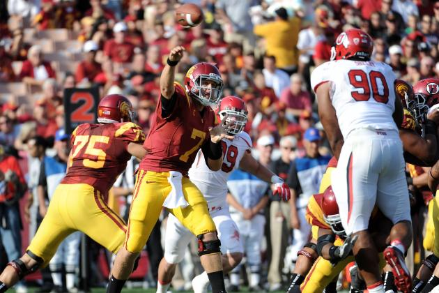 USC vs. Utah: Why Matt Barkley Is Under a Microscope in Primetime Showdown