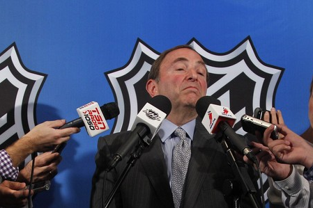 NHL Lockout: Creating a Drinking Game for the Talks Between NHL & Players