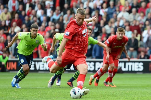 Rickie Lambert: Why Southampton's Striker Is One of the Premier League's 10 Best