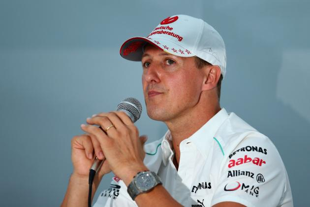Michael Schumacher Calls It Quits Again, Ends Unnecessary Return to Formula 1