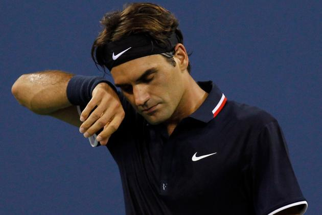 Roger Federer: Why Age Has Ended His Run as Tennis' Greatest