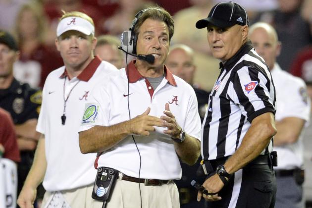 Alabama Coach Nick Saban Better Get Used to Defending Hurry-Up Offenses
