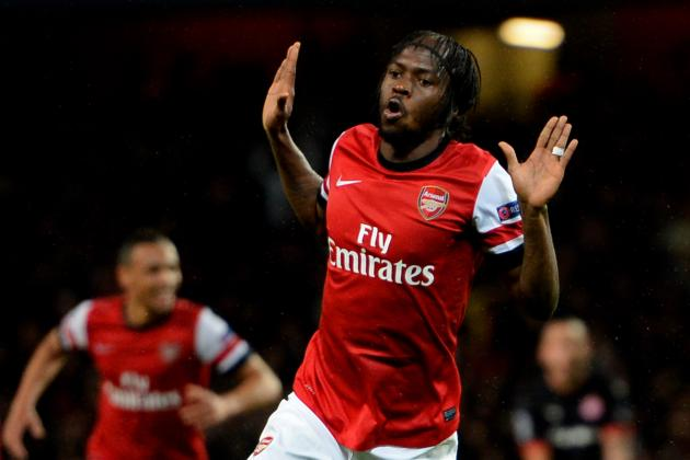 Arsenal FC: After Another Goal for Gunners, Is Gervinho for Real?