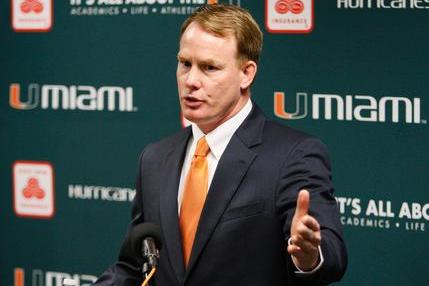 Report: Shawn Eichorst Resigns as Miami Athletic Director