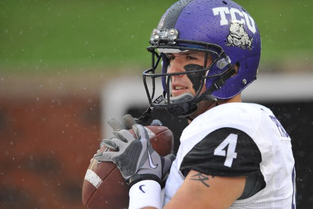 TCU Starting QB Casey Pachall Arrested for DWI