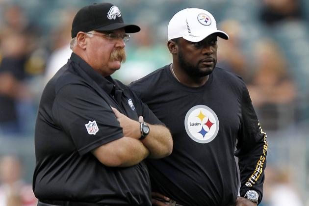 Eagles over Steelers? History Says Doubtful