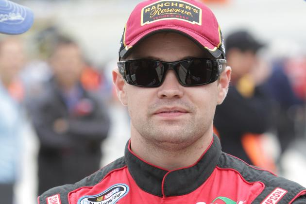 RFR Gives Stenhouse Another Sprint Cup Start