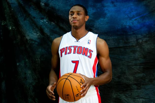 Any Success the Pistons Have This Season Starts with 2nd-Year PG Knight