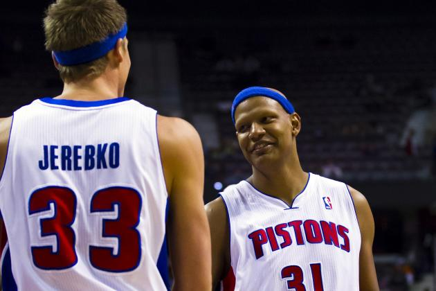 Pistons Forward Charlie Villanueva Says This Season Will Be Different