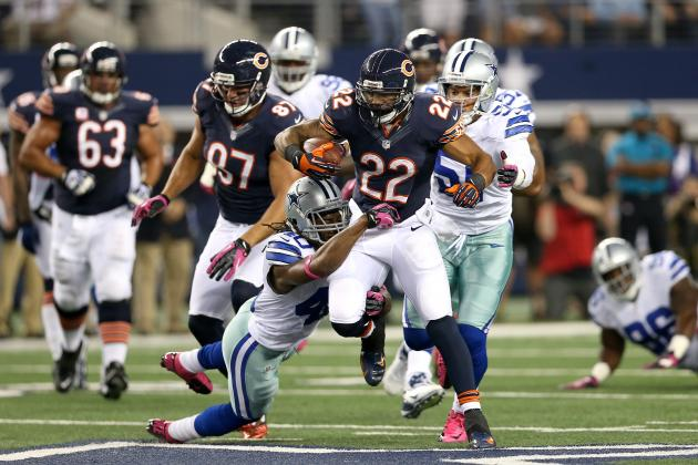 Matt Forte: Why Chicago Bears Star's Style of Play Could End His Career