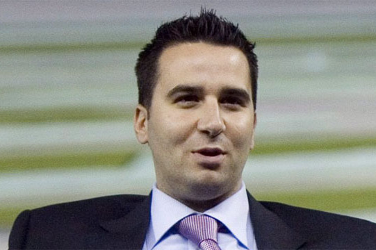 Blue Jays' GM Alex Anthopoulos Enjoys Having a Little Cash to Burn