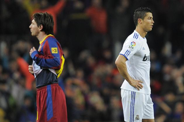 Barcelona vs. Real Madrid Is About More Than Messi vs. Ronaldo...Isn't It?