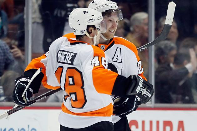 Giroux and Briere Heading to German League