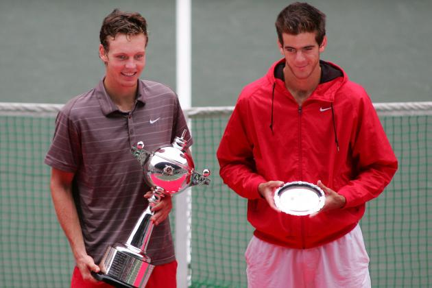 Tomas Berdych or Juan Martin Del Potro: Who Will Be a Bigger Threat in 2013?