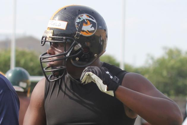 Why SEC Is Better Fit Than ACC for 2014 4-Star OL Garrett Brumfield