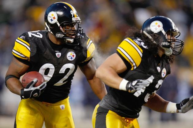 Projecting the Impacts Polamalu, Harrison, Mendenhall Will Make in Week 5