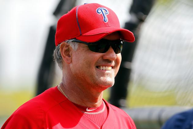 Ryne Sandberg Among Three Coaches Added to Phillies Staff