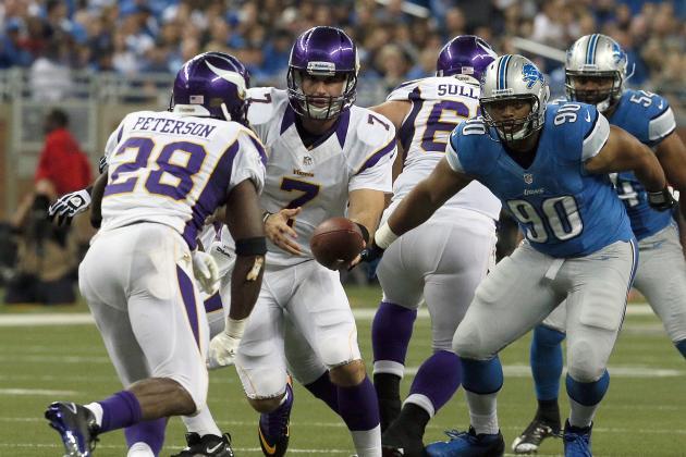NFL 2012 Week 5 Upset Alert: Who's at Risk?
