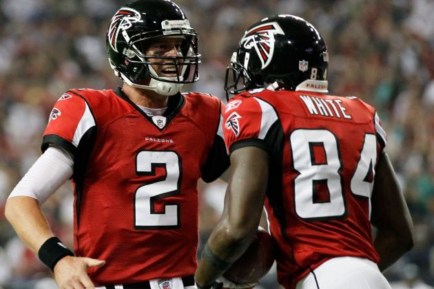 NFL Power Rankings: Atlanta Falcons, Not Houston Texans, Should Be No. 1