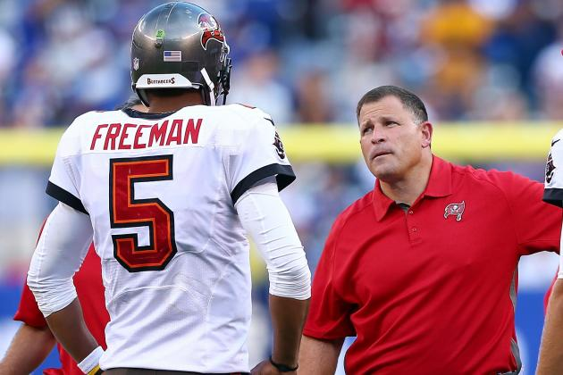 Tampa Bay Buccaneers: Mr. Schiano's Offense Has Square Pegs in Round Holes