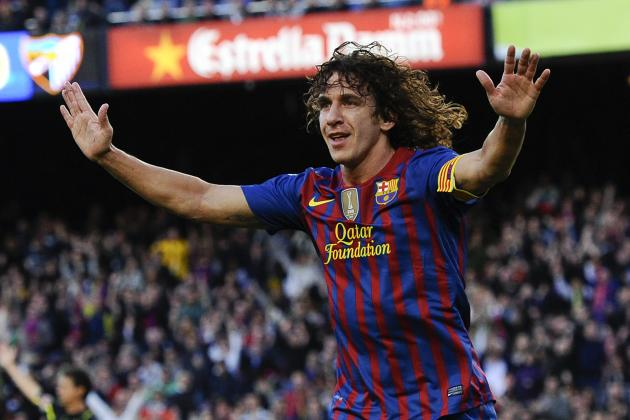 Carles Puyol Injury: Why Barca Star's Absence Won't Hurt Blaugrana