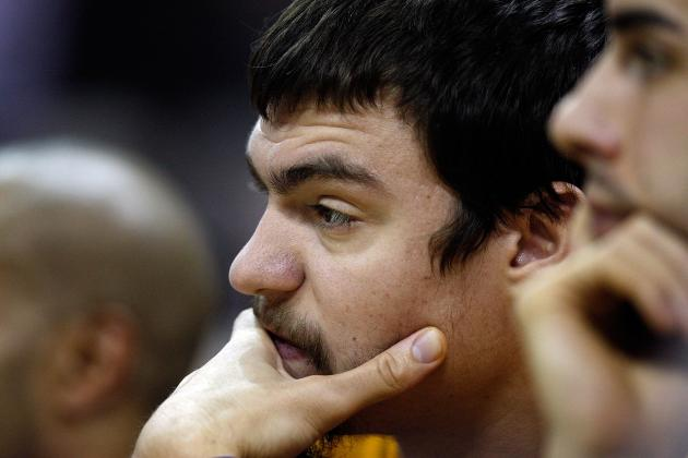 Adam Morrison's Career Must Serve as Telling Tale for 2012-13 NBA Rookies