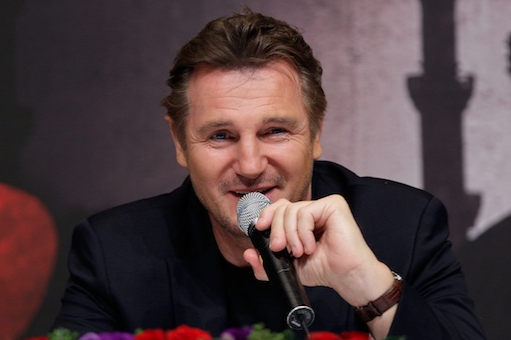 Liam Neeson About American Football And It Goes Horribly, Horribly Awry